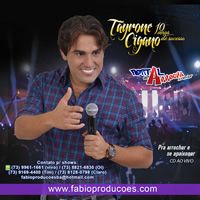 audio dvd tayrone cigano 2010