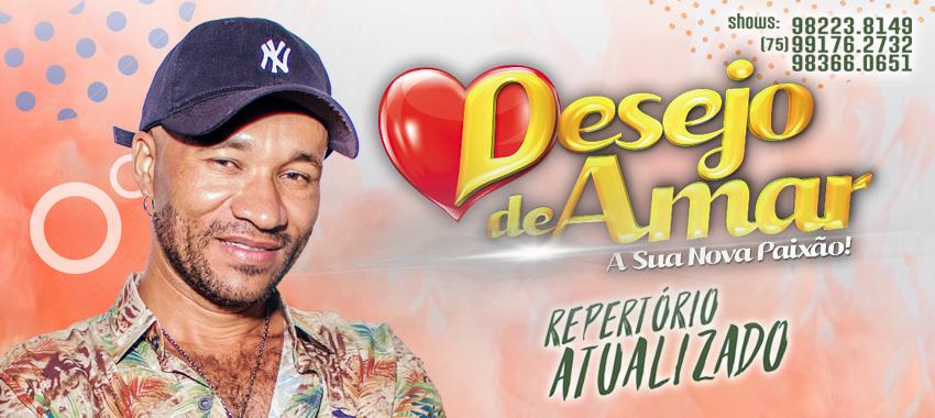 DESEJO DE AMAR