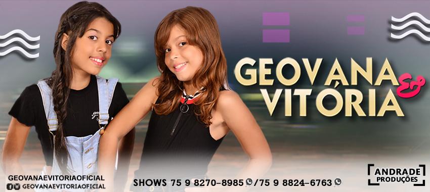 GEOVANA & VIT�RIA